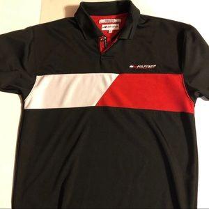 Tommy Hilfiger Athletics Polo Shirt Mens Medium